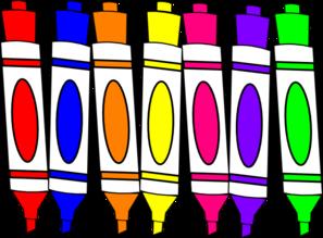Markers Clip Art at Clker.com - vector clip art online ...