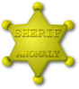 Sherrif Badge Clip Art