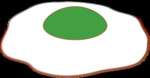 Green Egg Clip Art At Clker