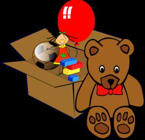 Box Full Of Toys Clip Art at Clker.com - vector clip art ...