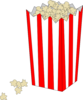 Pop Corn Pop Clip Art