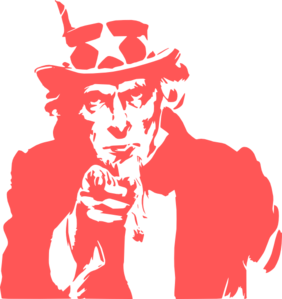 Uncle Sam Clip Art