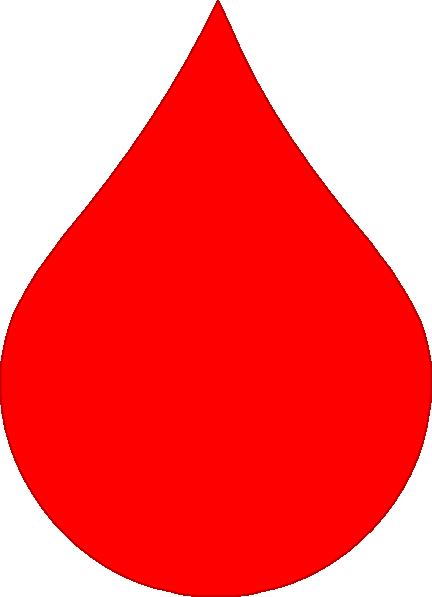 Clipart Blood Drop  Blood Drop Image Png  Free