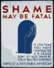 Shame May Be Fatal If You Fear You Have Contracted A Disease Don T Let False Shame Destroy Health Clip Art
