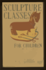 Sculpture Classes For Children Now In Session Under Direction Of Art Teaching Division, Federal Art Project, Works Progress Administration. Clip Art