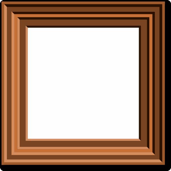 A Photo Frame Clip Art at Clker.com - vector clip art ...