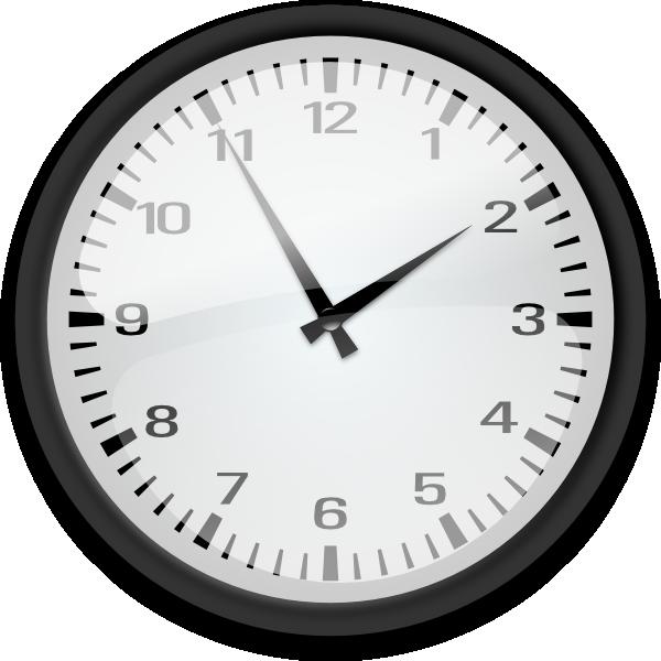 Clock Clip Art At Clker Com Vector Clip Art Online