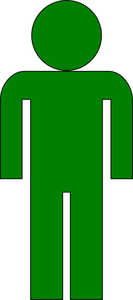 Greenman Clip Art At Clker Com Vector Clip Art Online