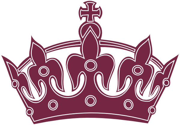 Crown Clipart Black And White No Background Collection