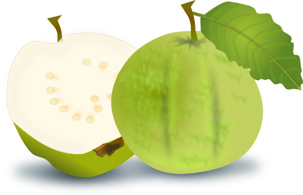 Guava Fruit Cartoon Images