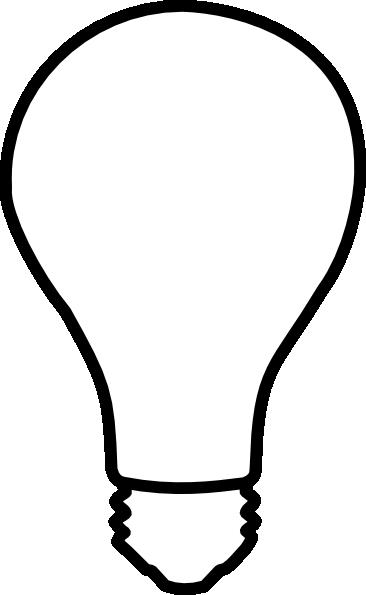 lightbulb clip art at clker com