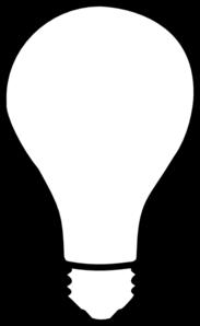 Lightbulb Clip Art at Clker.com