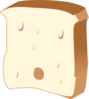 Slice Of Bread Clip Art