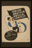 Senior Amateur Musical Contest On The Mall, Central Park / Ad(?) [monogram] Clip Art