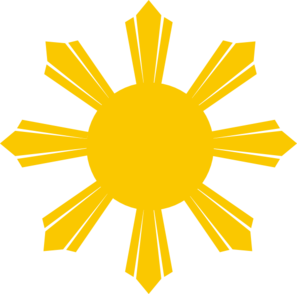 philippine sun clip art at clker com vector clip art vector sun rays free vector sun rays photoshop brush