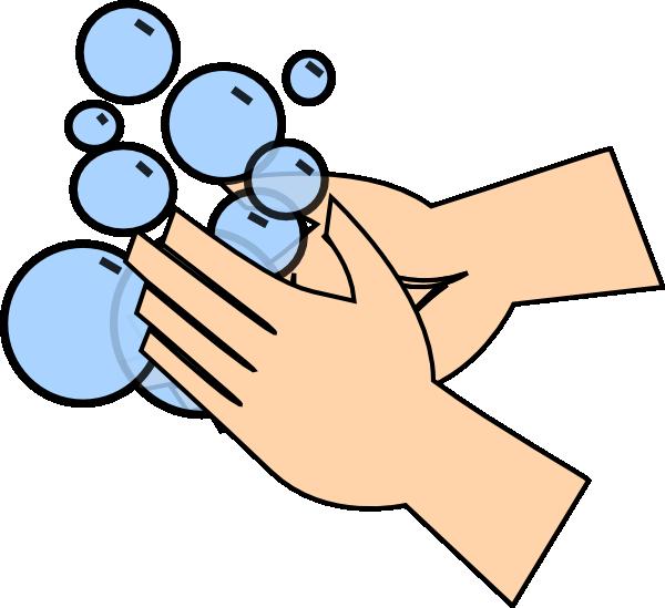 Hand Washing Clip Art at Clker.com - vector clip art ...