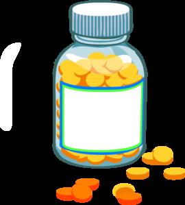 blank pill bottle clip art at clker com vector clip art online rh clker com Pill Bottle Label pill bottles clip art