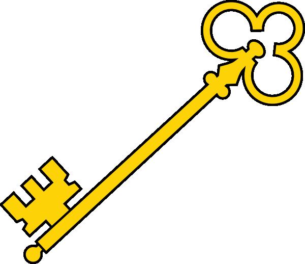 Olde Key Clip Art at Clker.com - vector clip art online ...