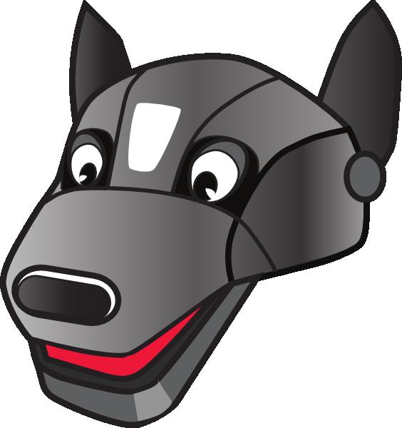 Robot Dog Clip Art At Clker Com Vector Clip Art Online