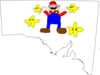 Super Mario Shine Clip Art