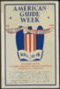 American Guide Week, Nov. 10-16 Take Pride In Your Country : State By State The Wpa Writers  Projects Describe America To Americans / Processed By Penna. Art Program, Wpa. Clip Art
