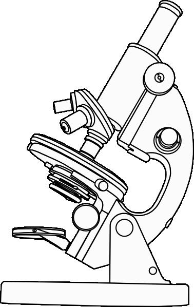 microscope clip art at clker com