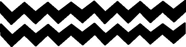 Line Drawing Of Zig Zag : Zig zag clip art at clker vector online
