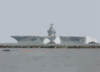 Uss George Washington (cvn 73) Returns To Its Homeport In Norfolk, Va. Clip Art