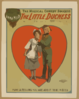 The Little Duchess The Musical Comedy Success.  Clip Art