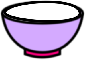 bowl clip art at clker com vector clip art online royalty free rh clker com bow clip art images free bow clipart no background