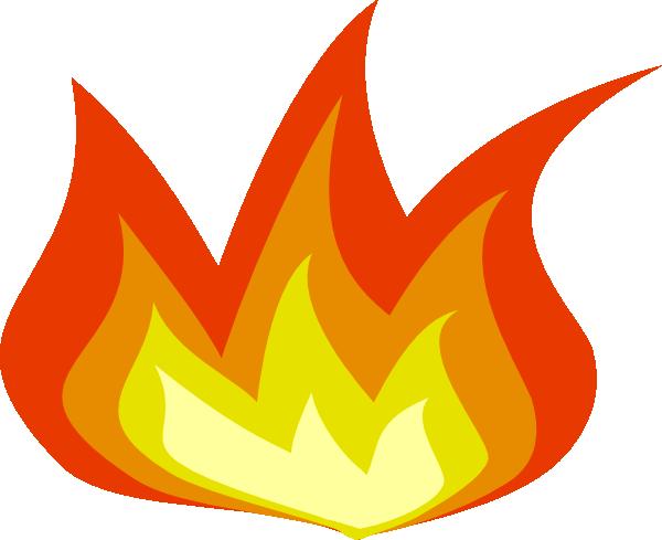 Small Flame Clip Art at Clker.com - vector clip art online ...