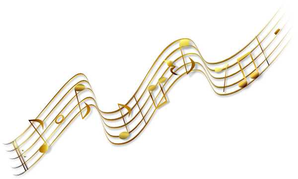 Png Hd Musical Notes Symbols Transparent Hd Musical Notes: Flying Music Notes Clip Art At Clker.com