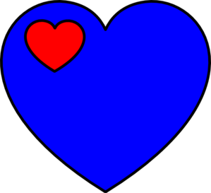 Blue And Red Clip Art at Clker.com - vector clip art ...