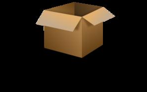 Open Box Clip Art At Clker Com Vector Clip Art Online