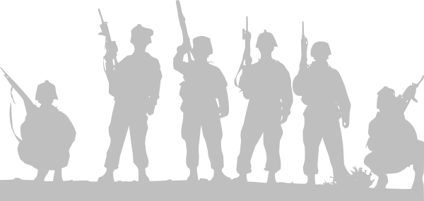 band of brothers clip art at clker - vector clip art online