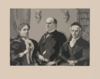William Mckinley With Mother And Wife Clip Art