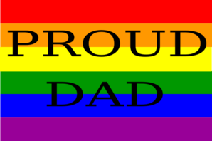 Proud Dad Clip Art
