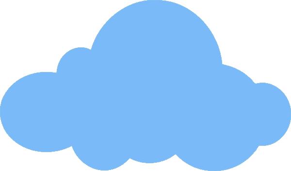 Cloud Clip Art at Clker.com - vector clip art online ...