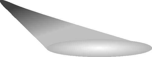 Spotlight Simple Greyscale 3 Clip Art at Clker.com ...