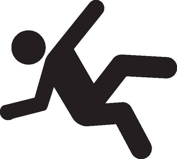 Clipart Slip Man on Balance Math Clip Art