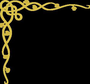 Bills Gold Scroll Clip Art At Clker Com Vector Clip Art