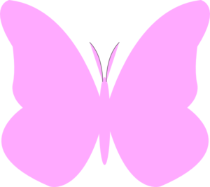 bright butterfly pink pastel simple clip art at clker com eiffel tower clip arts eiffel tower clip art black and white