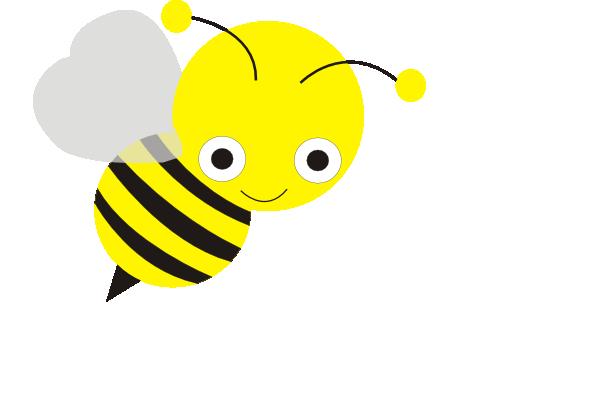 bee clip art at clker com vector clip art online honey clipart images black and white honey clip art borders