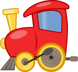 2-2-0 Locomotive Clip Art
