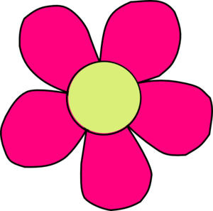 Flower Clip Art At Vector Clip Art Online