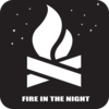 Fire In The Night Clip Art