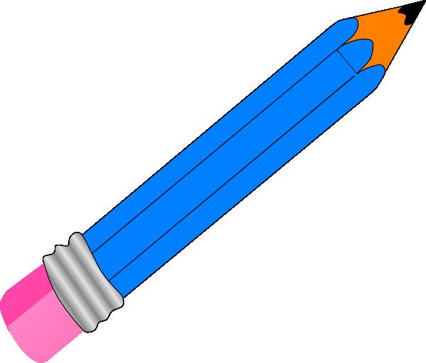 Pencil Clip Art at Clker.com - vector clip art online ...