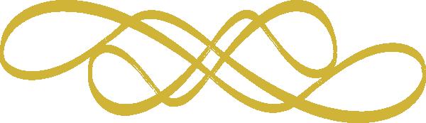 Gold Swirl Clip Art at Clker.com - vector clip art online ...