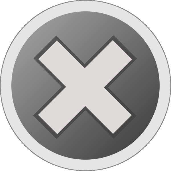 Amazon-style Close-button Clip Art at Clker.com - vector ...