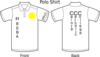 Polo Shirt 3 Clip Art